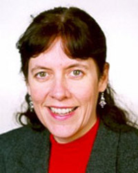 Photograph of Prof Marjorie Weiss my other PhD supervisor