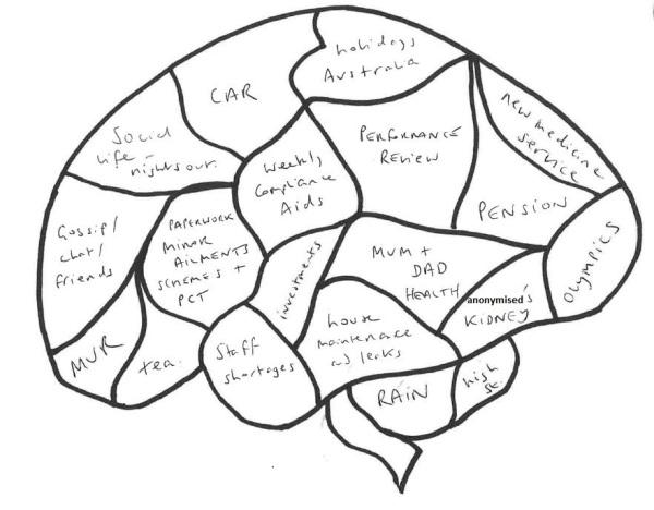Community Pharmacist Blank Brain entry Number 10